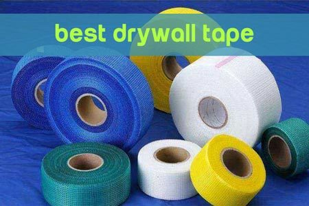 Best Drywall Tape