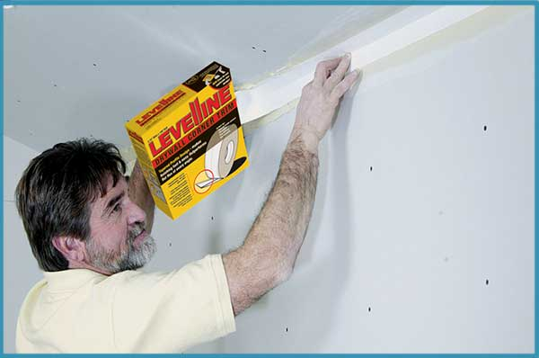 How to Use Drywall Tape
