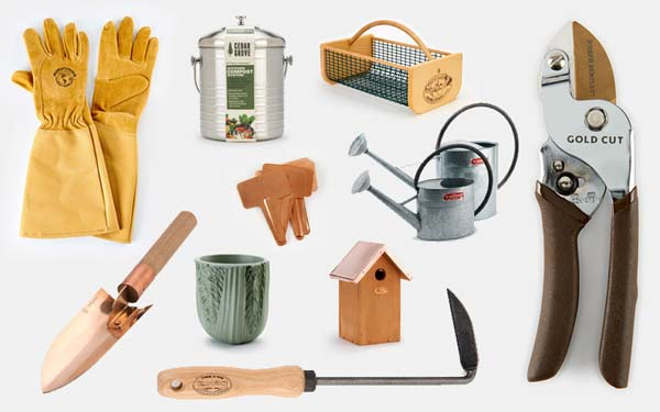 garden essentials tools